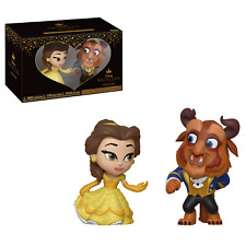 Beauty Belle and the Beast, Disney Mini Figure Princess Romance Series