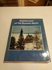 Architecture of the Russian North-Miller-1976-Russia