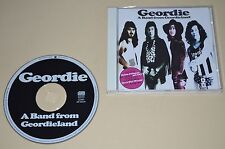 Geordie - A Band From Geordieland / Brian Johnson AC/DC / Repertoire 1996 / Rar