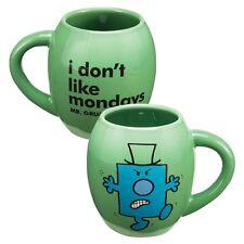 44461 Little Miss Sunshine Mr Grumpy 18 oz. Oval Ceramic Mug Childrens Books Kid