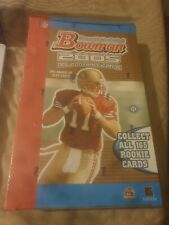 2005 Bowman NFL Football Hobby Box - Guaranteed Rookie Auto - Rodgers/Smith RC?