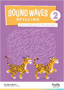 Sound Waves Spelling Student Book 2