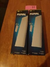 Fluval  Cartridges Poly-Carbon two--2-Packs For Underwater Filter Aquarium new