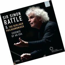 Sir Simon Rattle & The Berliner Philharmoniker - Essence of an Era [DVD] [2018]