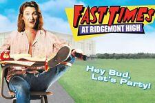 Fast Time at Ridgemont High - HD DVD & DVD formats