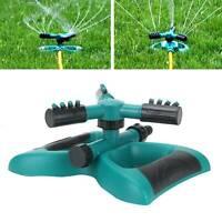 Professional Metal ImpulseWater Sprinkler Garden Lawn Grass Plant Watering uk