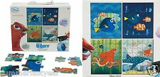 FINDING DORY 4 IN 1 PUZZLE SET ~DISNEY STORE~ FREE SHIP