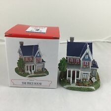 Liberty Falls The Price House, Ah228, New In Box Proof of Purchase Sticker Mint!