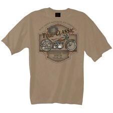 Harley-Davidson bequem sitzende Herren-T-Shirts aus Baumwolle