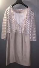 Jaques Vert Mother Of The Bride/Groom Dress With Matching Jacket Size 18