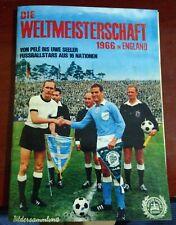 Futebol World Cup Album 1966 England