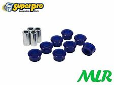 SUPERPRO SPF1638K POLY REAR CONTROL ARM UPPER INNER OUTER BUSH SKYLINE R32 33 34