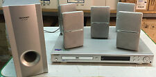 SHARP HOME THEATRE COMPLETO  DOLBY - 5.1