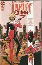 BATMAN WHITE KNIGHT PRESENTS HARLEY QUINN # 1 (2020) COVER A SEAN MURPHY