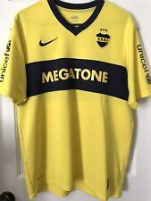 Boca Juniors Jersey 2008 Argentina Maradona Messi Riquelme Brasil Italia Mexico