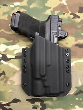 Black Kydex Holster for Glock Roland Special Surefire X300 Ultra B Model