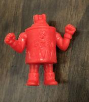 M.U.S.C.L.E. Men Kinnikuman Red Spray Majin Figure #074 Mattel MUSCLE