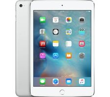 "Apple iPad Mini 4 7.9"" APPLE IOS Plata 128gb Tableta, Bluetooth"