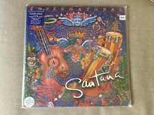 Santana Supernatural 2000 Mega Rare Original EU 1st Pressing 2 x Vinyl LP Sealed
