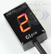 Ganganzeige - Gipro - GPDT - H01 - rote Ziffern