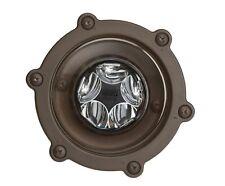 Kichler - 16036BBR27 - LED In-Ground Spot, 12V 2700K, 14W, 10 DEG, Bronzed Brass