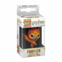 Funko - POP Keychain: Harry Potter - Fawkes Brand New In Box