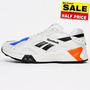 SALE Reebok Classic Aztrek Mens Retro Running Shoes Sneakers Trainers FREE P&P