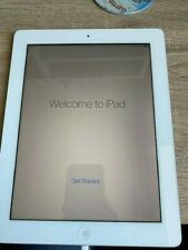Apple iPad 4th Gen. 16GB, Wi-Fi, 9.7in (Used) - White -  Model 1458