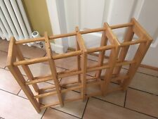 Wine Rack 16 bottle - Solid Wood - Top Quality - Immaculate