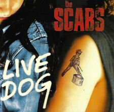 Live Dog by The Scabs (CD, 2-Discs)