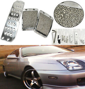MT Car Non Slip Pedal Pad Cover for Accord civic Integra fit NSX Sports Racing