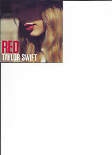 Taylor Swift- Red (CD 2012)