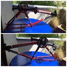 Fahrrad Rahmen von Trek Hardtail 4100 rot