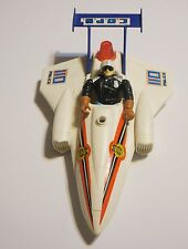 C.O.P.S. Vehicle Hydroplane Boat with Cop Action Figure