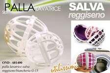 SET 2 PEZZI PALLA LAVATRICE SALVA REGGISENO OND-681400