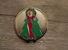 Disney Shopping Christmas Tree Holiday Coin Jessica Rabbit Le 250 Pin