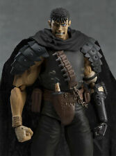 figma Berserk Guts Black Swordsman ver. Repaint Edition MAX Factory Japan New