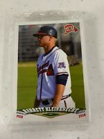 Danville Braves 2018 Complete Team Set Sealed Set