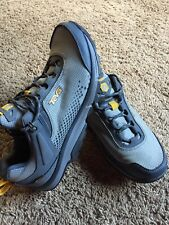 Teva Freezone Sz 10 Gray Event Low Waterproof Hiking Trail Mens Shoes
