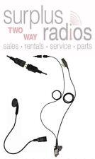 OTTO 2WIRE QUICK RELEASE EARBUD HEADSET KENWOOD NX200 NX300 TK2180 TK3180 TK3140