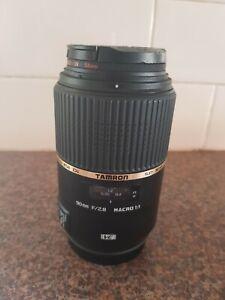 Tamron 90mm f/2.8 Di Macro VC USD SP for Canon