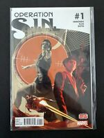 OPERATION SIN #1 MARVEL COMICS 2015 NM+