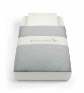 Textil Set für Beistellbett Cullami gemütlicher Schlafsack mit Kissenüberzug