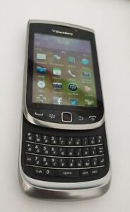 BlackBerry Torch 9800 - 4GB - Silver - Mobile Phone