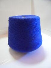 Machine knitting yarn Kanebo Marine Blue