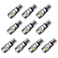 10pcs T10 W5W 5630 6SMD LED Ampoule Canbus Voiture Veilleuse Feux de Position