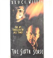 Bruce Willis - The Sixth Sense Vhs Movie