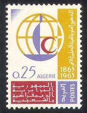 Algeria 1963 Red Cross/Health/Medical/Welfare/Candle 1v (n39247)