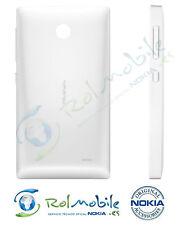 Carcasa Tapa Batería Nokia 8003360 Original Nokia X Dual SIM Blanco White