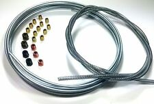 3/16 Brake Line Kit - Tube / Armor / Fittings